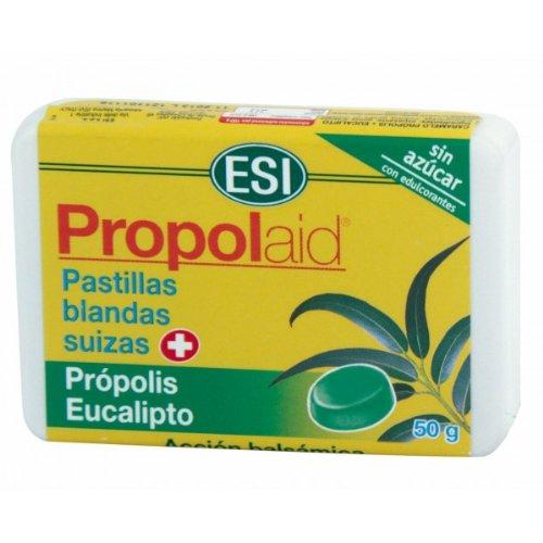 Esi Propolaid Candy Chewy Swiss + Propolis Eucalyptus Sug...
