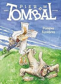 Pierre Tombal, tome 26 : Pompes funèbres par Marc Hardy