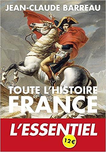 Livre gratuits Toute l'histoire de France pdf