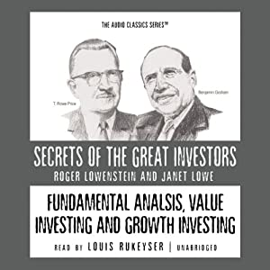 Fundamental Analysis, Value Investing, and Growth Investing Hörbuch