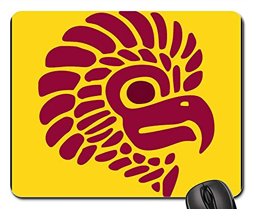 Mouse Pads - Mexican Eagle-Head Symbol Heraldic Animal, used for sale  Delivered anywhere in USA