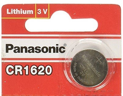 1620 Panasonic Lithium Battery CR1620
