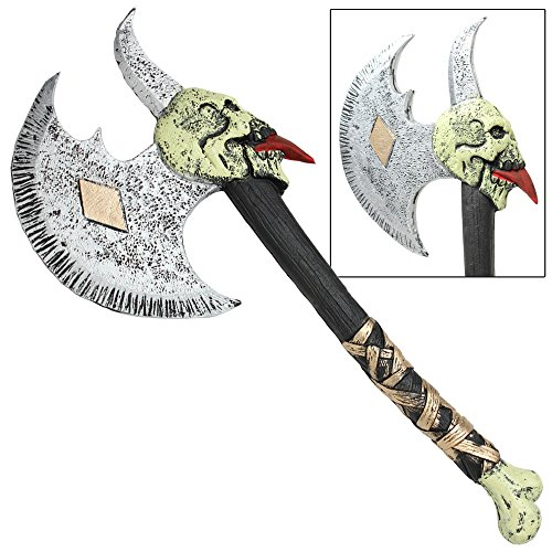 Earth Wind And Fire Costume Halloween - Norse Legendary Berserker Psycho Battle War Foam Axe