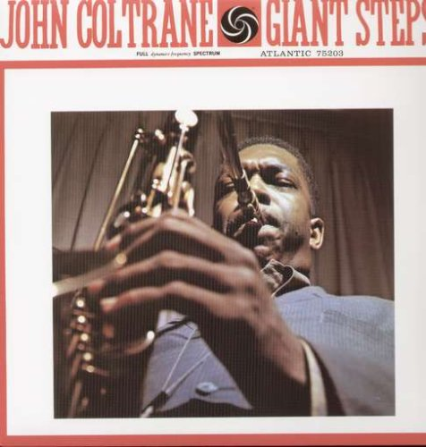 Which is the best john coltrane vinyl giant steps?