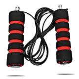 Premium Quality Crossfit Jump Rope By Limm - Ultra Speed & Adjustable - Fit For Weight Loss, Boxing, MMA, Muay Thai, Endurance Training, & Other Cardio Workouts - With FREE eBook & Carry Bag