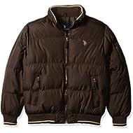 U.S. Polo Assn. Men's Big Tall Classic Puffer Jacket