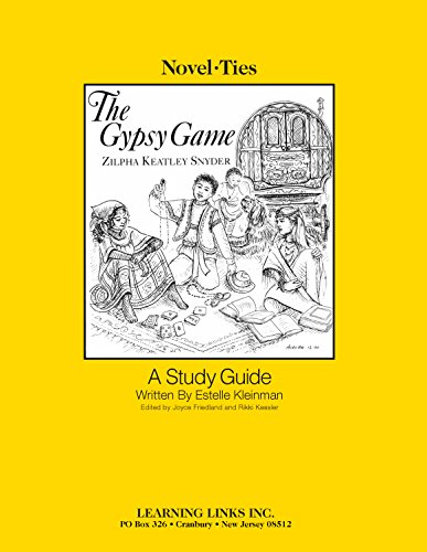Gypsy Game: Novel-Ties Study Guide