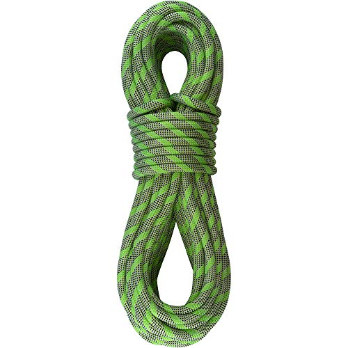 STERLING Evolution VR9 Dynamic Climbing Rope - Green 60M