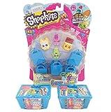 shopkins toys season 2 - Shopkins Season 1 Value Pack – 9 Shopkins, 5 Bags and 2 Baskets