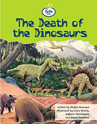 book cover of The Death of the Dinosaurs