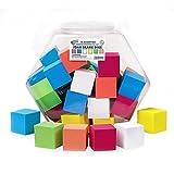 Koplow Games Foam Blank Dice, 2'' Classroom Accessories