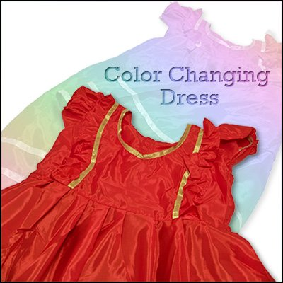 Color Changing Dress by Uday