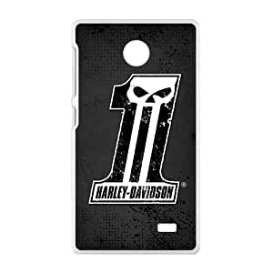 Happy Harley-Davidson sign fashion cell phone case for Nokia Lumia X