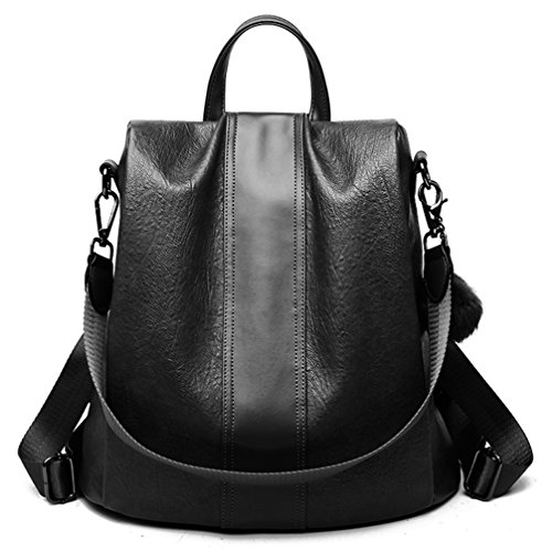 LoZoDo Women Backpack Purse Waterproof Anti-theft Rucksack Lightweight Shoulder School Bags for Girls by LoZoDo
