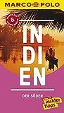 MARCO POLO Reiseführer Indien Der Süden: Reisen mit Insider-Tipps. Inklusive kostenloser Touren-App & Update-Service
