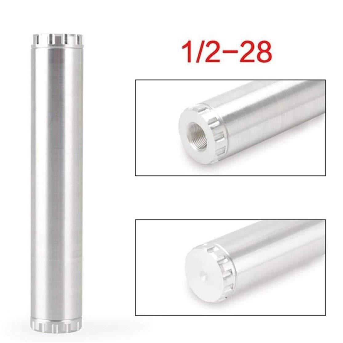 LouiseEvel215 Aleaci/ón de Aluminio 1//2-28 o 5//8-24 Trampa de Filtro de Combustible para autom/óvil//Filtro de solvente 1X7 o 1X13 Trampa de solvente para autom/óvil para NAPA 4003 WIX 24003