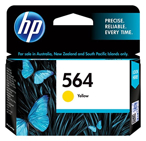 HP 564 Ink Cartridge Yellow (CB320WN) for HP Deskjet 3520 3521 - Import It  All