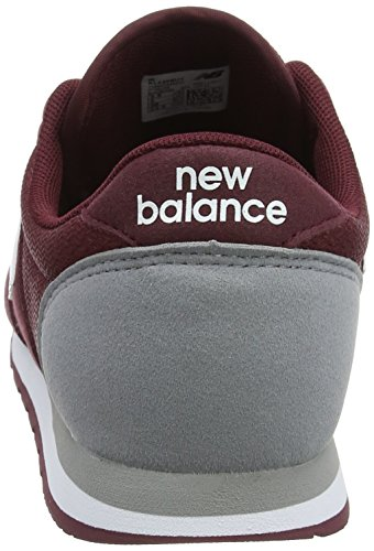 New Balance Kl420v1y, Zapatillas Unisex Niños Rojo (Burgundy)