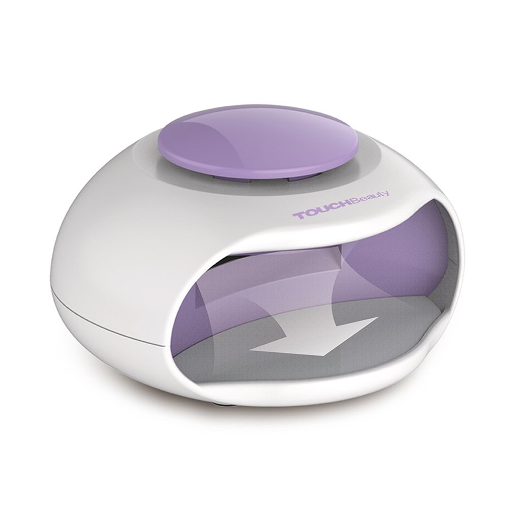Amazon.com : TOUCHBeauty Portable Nail Dryer with Air & LED Light ...