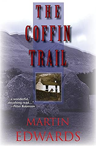 book cover of The Coffin Trail