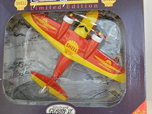 Shell Aeroshell 1938 Grumman Goose Limited Edition Coin Bank