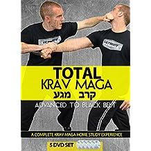 Total Krav Maga: Advanced to Black Belt 5 DVD Set