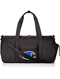 Men's SuperCize Barrel Duffel, black, OS