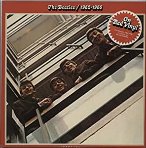 The Beatles / 1962-1966 - Red Vinyl