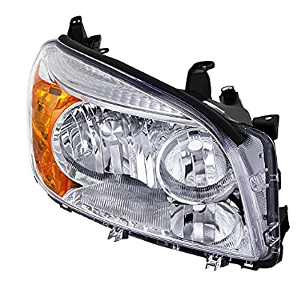 Amazon.com: Toyota RAV4 2006-2008 Headlight Right (Passenger Side): Automotive