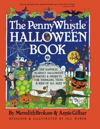 The Penny Whistle Halloween Book -