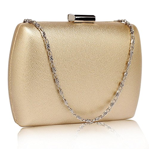 LeahWard Hard Women's Out Case Hard Clutch Bag Night Purse Handbags Gold Party Wedding Dinner Evening Case Evening For SqSrwv5