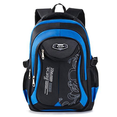 Bageek School Backpack for Boys Bookbag on Sale 2018 New Back to School Kids School Bag Large Outdoor Daypack