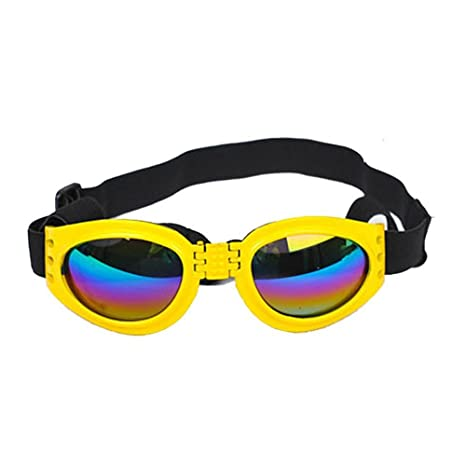 Kaisir Mascotas perro gato protector UV gafas de sol ...