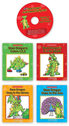 4: Dear Dragon Audio Read-Along Set by Norwood House Pr