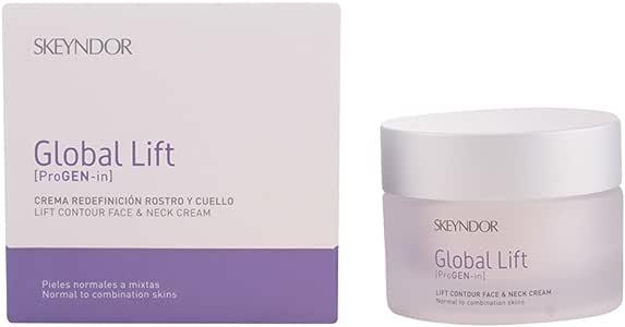 Skeyndor Global Lift, Crema redefinición rostro y cuello, 50 ml ...