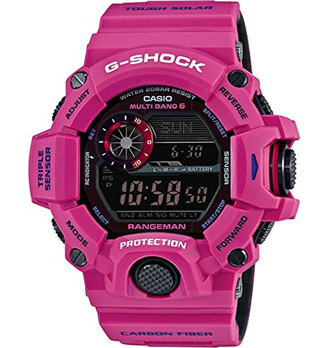Casio G Shock Sunrise RANGEMAN GW9400SRJ 4