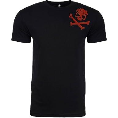 f4945fc20a1e51 Pipe Hitters Union T-Shirt Security Round Tee Schwarz: Amazon.de ...