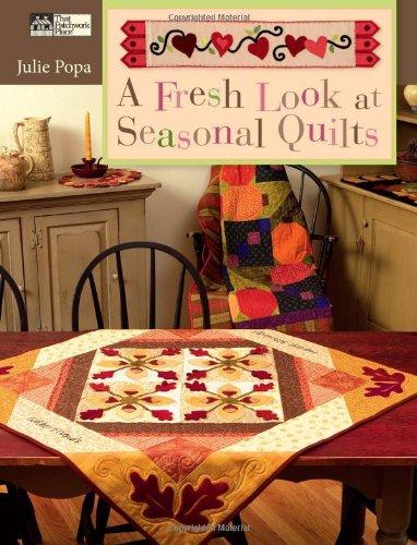 A Fresh Look at Seasonal Quilts (Hunter Traditional Rug)