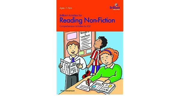 Brilliant Activities for Reading Non-Fiction: M Stevenson ...