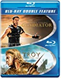 Troy / Gladiator (BD) (DBFE) [Blu-ray]