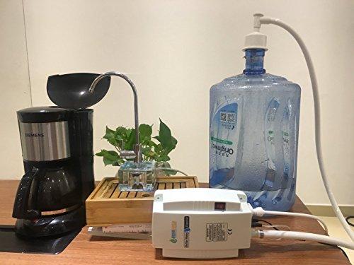 tdrforce nuevo estilo botella dispensador de agua un tubo para frigorífico Ice Maker cafetera 3.8L: Amazon.es: Hogar