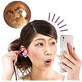 【smacam】耳掃除 USB接続エンドスコープ(内視鏡)日本語対応&保証書付き アンドロイド対応 撮影 写真 スコープ LED6灯搭載 フレキシブル カメラ 防水 録画