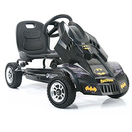 Inflatable Rubber Ball Costumes - Hauck Batmobile Pedal Go
