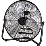 MAINSTAYS 20- INCH HIGH VELOCITY FAN