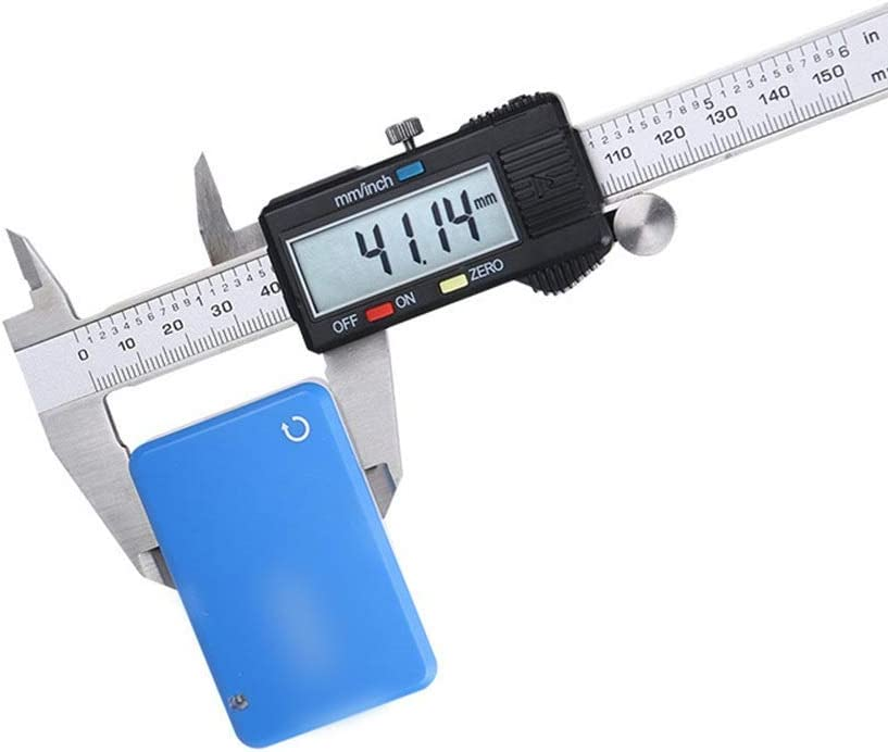 Size : 0-150mm LL-LL Electronic Digital Display Caliper 0-150mm Digital Caliper Stainless Steel Measuring Tool Calipers