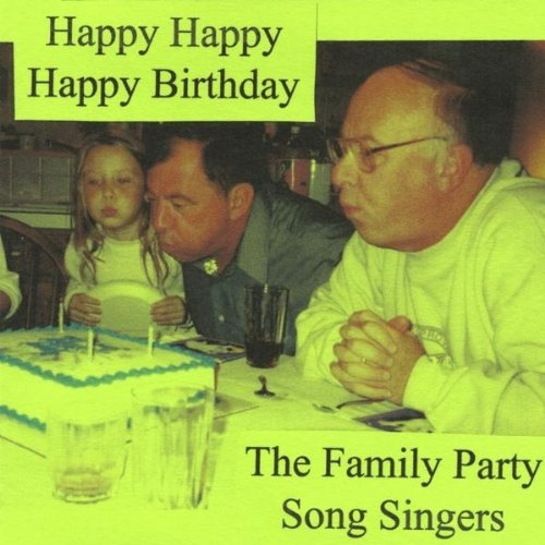 Happy Birthday Sarah by The Family Party Song Singers on
