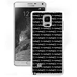 Mac (2) Durable High Quality Samsung Note 4 Case