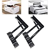 Lift up Top Coffee Table Lifting Frame Mechanism Hardware Fitting Gas...