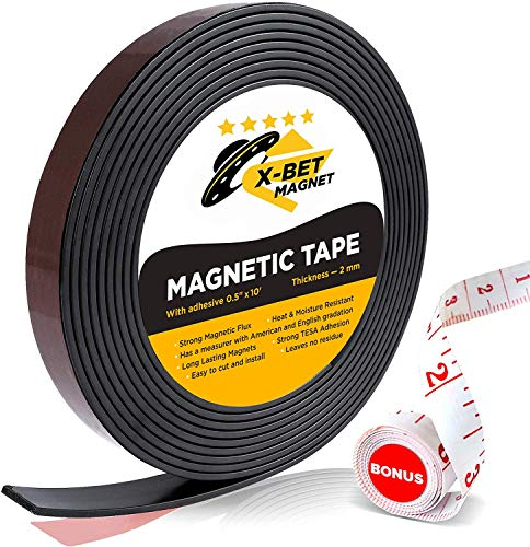Flexible Magnetic Strip 12