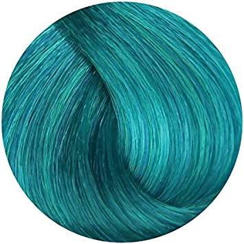 Stargazer SGS110, Tinta de pelo, UV, Semipermanente, Verde (Tropical Green)